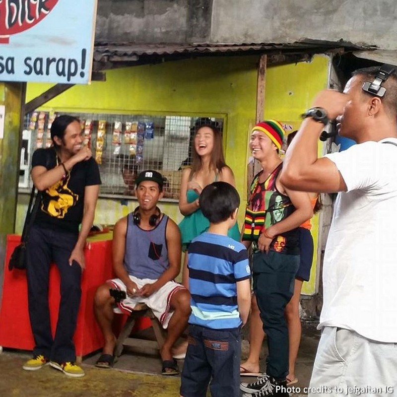 BEHIND-THE-SCENES: Pasilip sa set ng My Super D