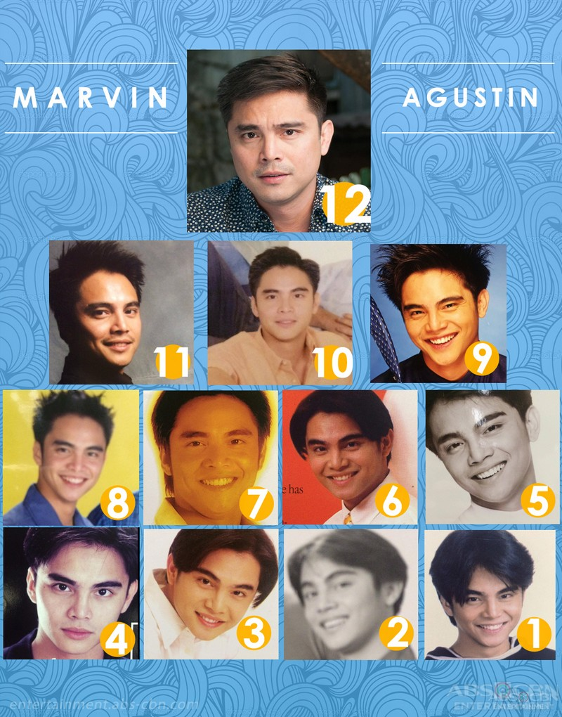 LOOK: Throwback photos of Marvin Agustin aka My Super D's Tony