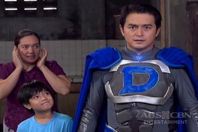 Super D, napalabas na ang kanyang blue laser beam  Thumbnail